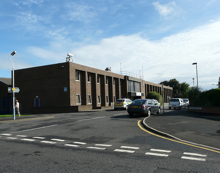 North Shields Police Station