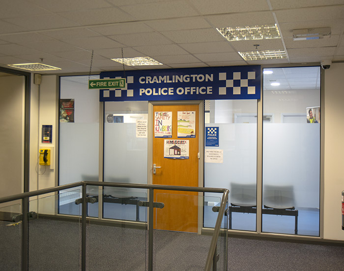Cramlington Police Station