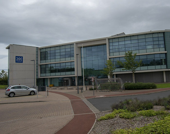 Northumbria Police Headquarters