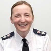 Chief Superintendent Janice Hutton