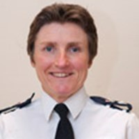 Chief Superintendent Sarah Pitt  (7012)