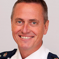 Chief Superintendent Ged Noble  (7068)